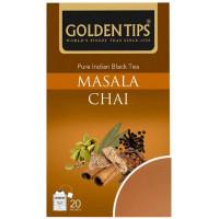 Чай индийский Масала / Masala Chai Envelope Tea, пакетики, 20 шт.