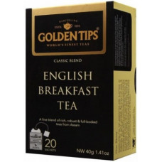 Чай индийский Английский на завтрак / English Breakfast Envelope Tea, пакетики, 20 шт.