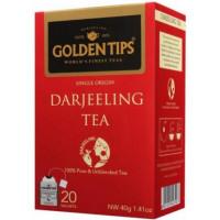 Чай индийский черный Дарджилинг / Darjeeling Envelope Tea, пакетики, 20 шт.