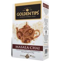 Чай индийский Масала / Masala Chai Full Leaf Pyramid цельно листовой, пирамидки, 20 шт.
