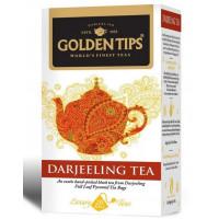 Чай индийский черный Дарджилинг / Darjeeling Full Leaf Pyramid цельно листовой, пирамидки, 20 шт.