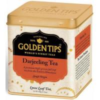 Чай индийский черный Дарджилинг / Darjeeling Tea Tin Can цельно листовой, в банке, 100 гр