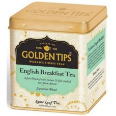 Чай индийский Английский на завтрак / English Breakfast Tea Tin Can цельно листовой, в банке, 100 гр