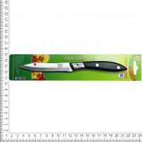 Нож кухонный Sanliu 666 с отверстием маленький С5 (лезвие 90 мм)