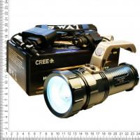 Фонарь ручной поисковый аккумуляторный ZOOM POLICE A-192 (диод CREE)