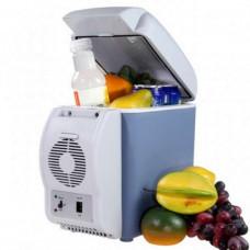 Автомобильный мини холодильник/нагреватель Portable electronic cooling and warming refrigerator 7.5L