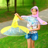 Детский зонт НЛО UFO Rain