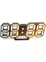 Цифровые Часы Многофункциональные большие 3D LED