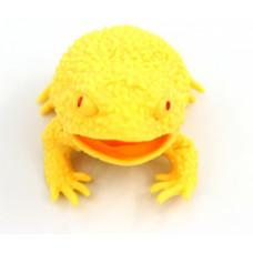 Игрушка-антистресс лягушка