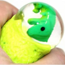 Игрушка-антистресс яйцо динозавра