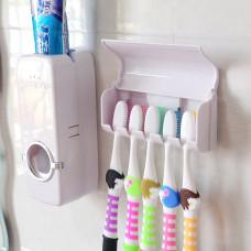 Автоматический дозатор для зубной пасты Toothpaste dispenser
