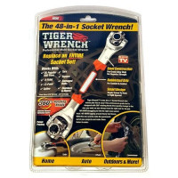 Tiger Wrench The 48-In-1 Socket Wrench