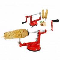 Ручное устройство для нарезки картофеля спиралью Spiral Potato Slicer