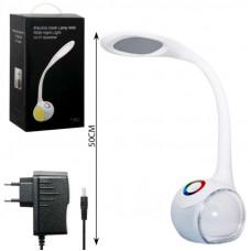 Настольная лампа LED с музыкой S-003-H