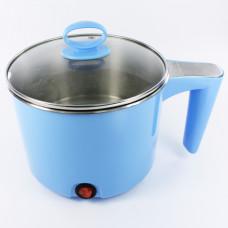 Кастрюля электрическая 1.7 л (голубая)
