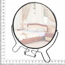 Зеркало увеличительное двухстороннее (14,4 см)