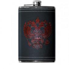 Фляжка из нержавейки 10 oz (300мл) Россия