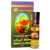 Масляные духи AL REHAB Mokhalat Al Rehab с роллером 6 мл