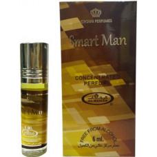 Масляные духи AL REHAB SMART MAN с роллером 6 мл
