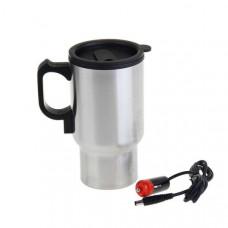Термокружка с подогревом от прикуривателя Heated Travel Mug