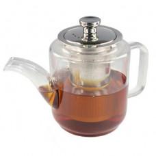 Чайник заварочный стеклянный Люкс 650 мл
