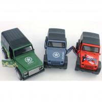 Инерционная машинка Die Cast Car на батарейках