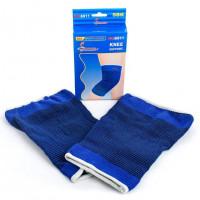 Эластичный фиксатор на колено Port Support Knee, 1шт, синий