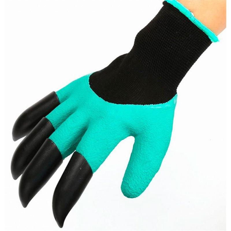Перчатка для работы в саду и огороде Garden Genie Gloves в Запорожье