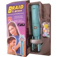 Braid X-press для плетения жгутиков